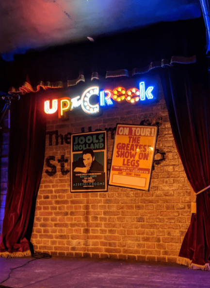 Up the Creek Stage