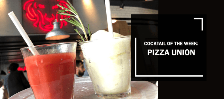 Pizza Union Cocktail